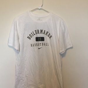 Purdue Boilermaker Set of 2 Basketball Shirts